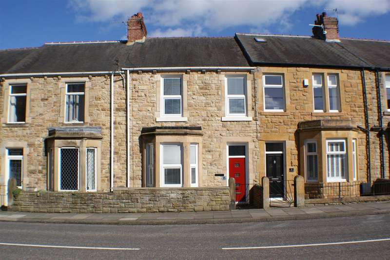 3 Bedrooms Terraced House for sale in Ford Road, Lanchester