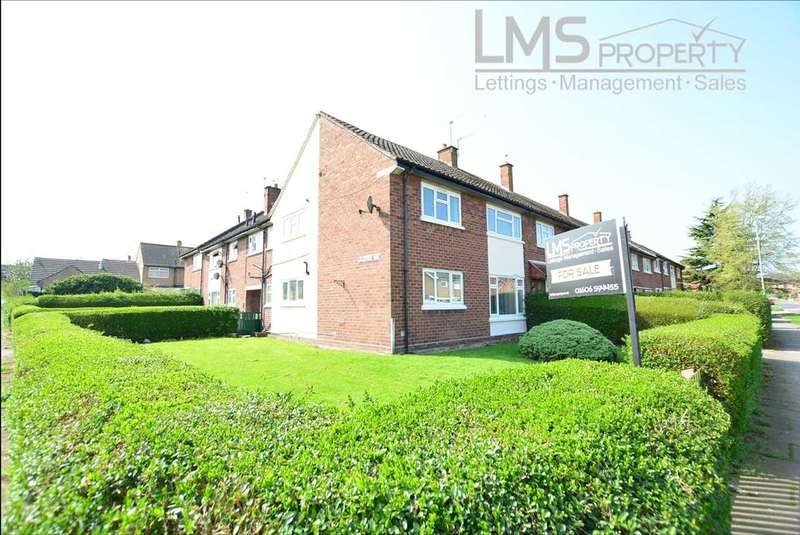 2 Bedrooms Flat for sale in Aldford Way, Winsford