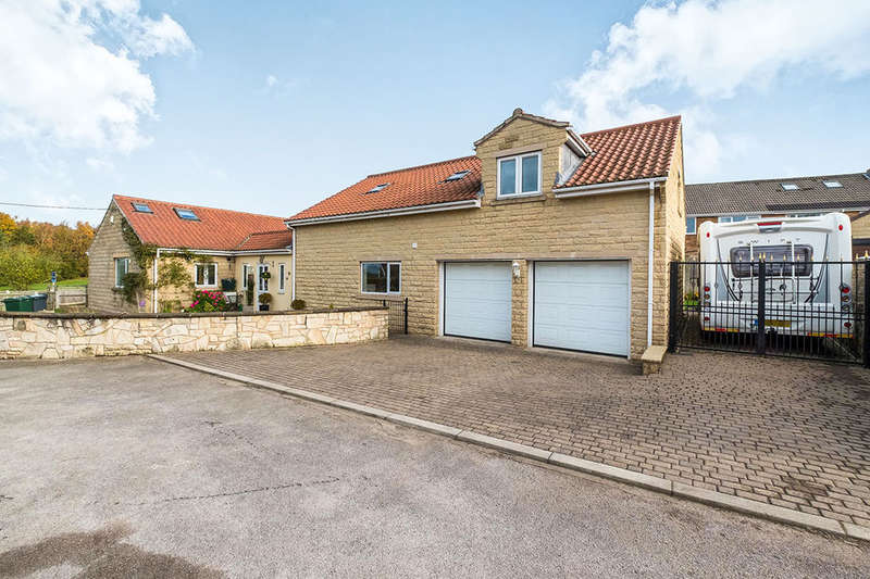 5 Bedrooms Detached House for sale in Woodall Lane, Harthill, Sheffield, S26