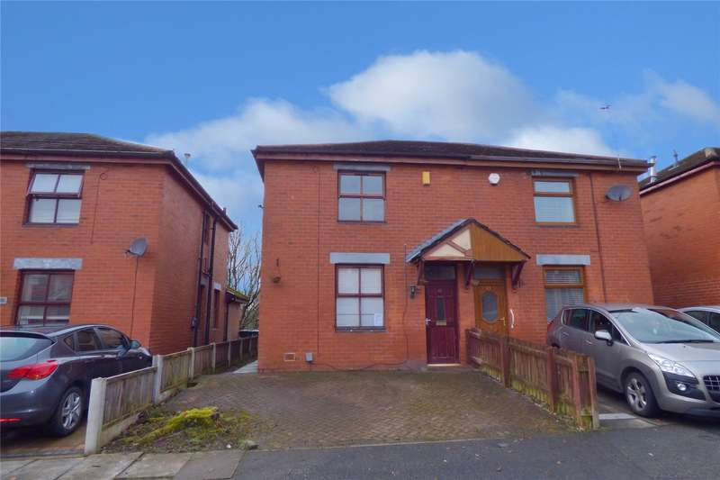 2 Bedrooms Semi Detached House for sale in Abbey Crescent, Heywood, Greater Manchester, OL10