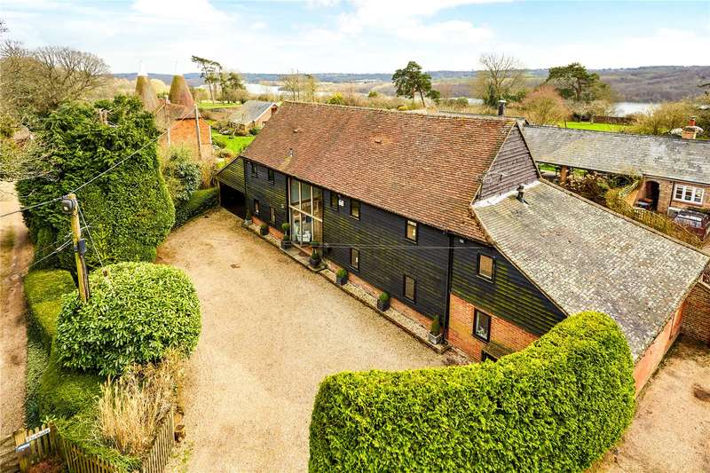 5 Bedrooms Detached House for sale in Cousley Wood, Wadhurst, East Sussex, TN5