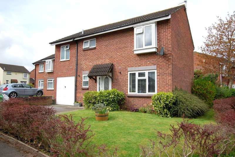4 Bedrooms Property for sale in Swaish Drive, Barrs Court, Bristol, BS30