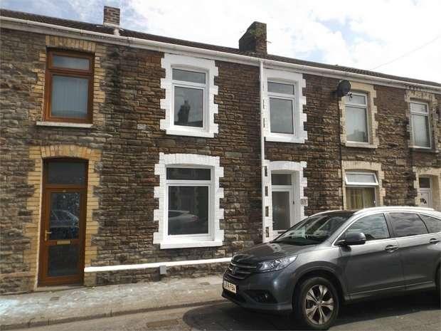 3 Bedrooms Terraced House for rent in Bevan Street, Port Talbot, West Glamorgan