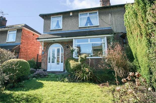 3 Bedrooms Semi Detached House for sale in Park Lane, Castle Donington, Derbyshire