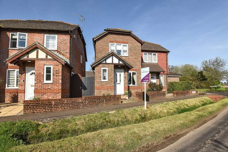 2 Bedrooms Semi Detached House for sale in Tritton Place, Pulborough Road, Cootham, RH20