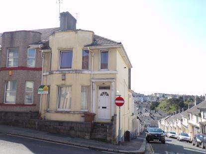 4 Bedrooms End Of Terrace House for sale in Keyham, Plymouth, Devon
