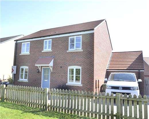 4 Bedrooms Detached House for sale in Regent Close, Brockworth, Gloucester, GL3 4GP