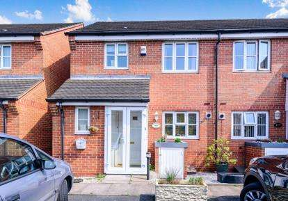2 Bedrooms End Of Terrace House for sale in Wavers Marston, Marston Green, Birmingham, West Midlands
