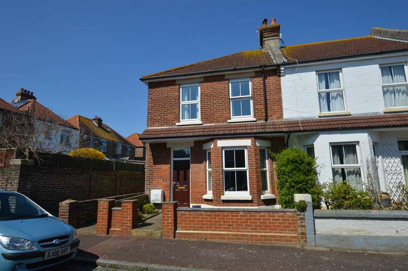 2 Bedrooms End Of Terrace House for sale in Birling Street, Eastbourne