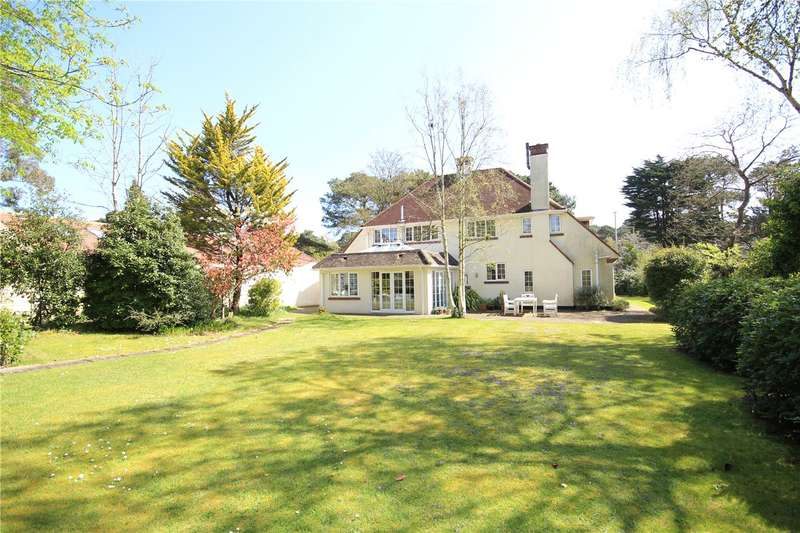 4 Bedrooms Detached House for sale in Canford Cliffs Road, Canford Cliffs, Poole, BH13