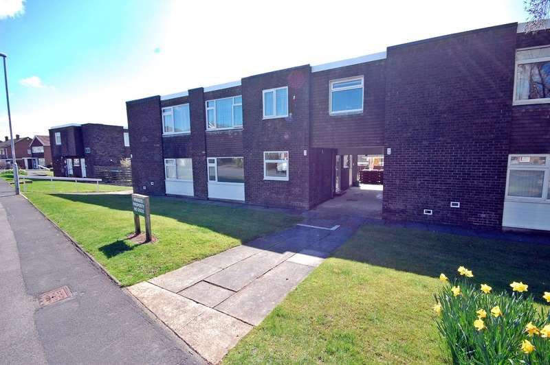 1 Bedroom Ground Flat for sale in Minster Court, Belmont, Durham