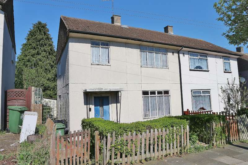 3 Bedrooms Semi Detached House for sale in Hemsted Road, Erith, Kent, DA8 3LA