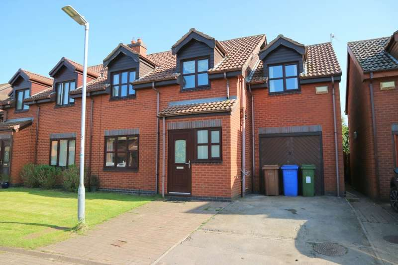 4 Bedrooms Semi Detached House for sale in Beechwood Views, Hull, HU12
