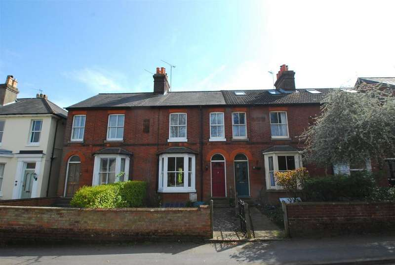 3 Bedrooms Terraced House for sale in Queens Road, Bury St Edmunds