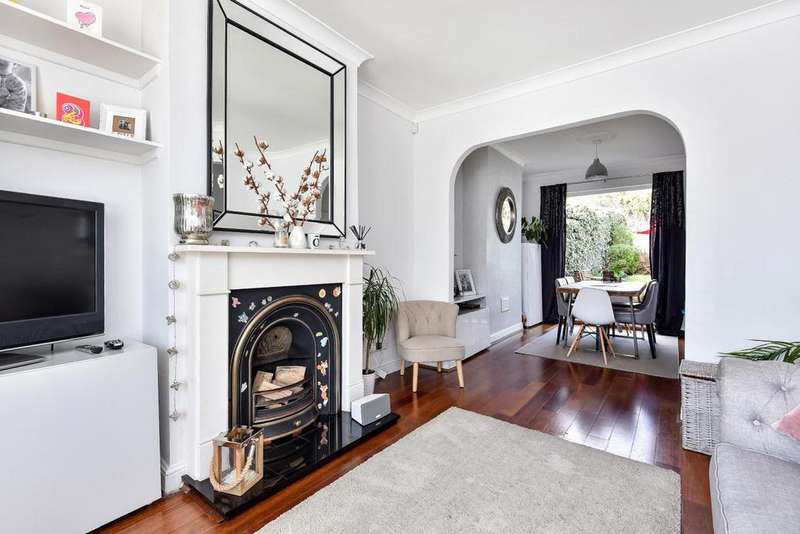 3 Bedrooms Terraced House for sale in Crown Dale, Crystal Palace