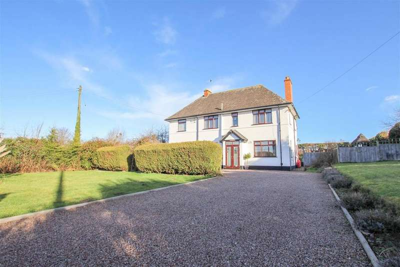 4 Bedrooms Detached House for sale in Dunns Slogin, Upton upon Severn