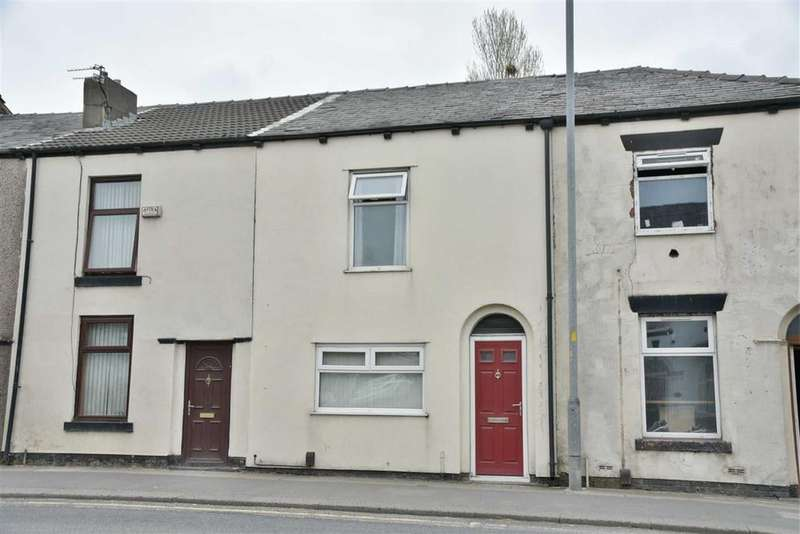 2 Bedrooms Terraced House for sale in Church Street, Westhoughton