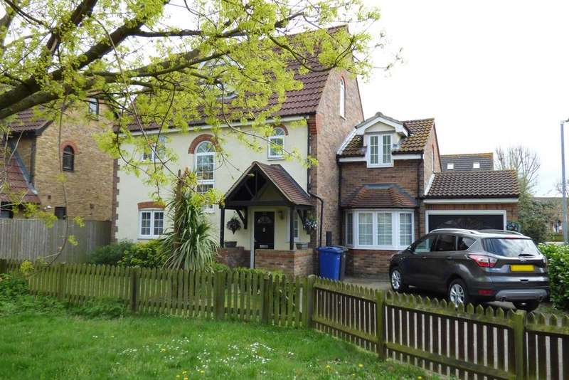 4 Bedrooms Detached House for sale in Juniper Drive, South Ockendon RM15