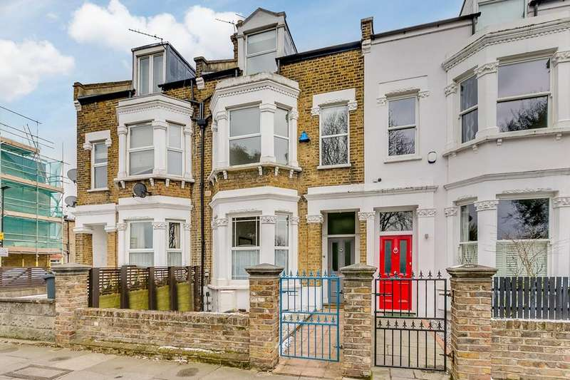 2 Bedrooms Flat for sale in Chiswick Lane, London