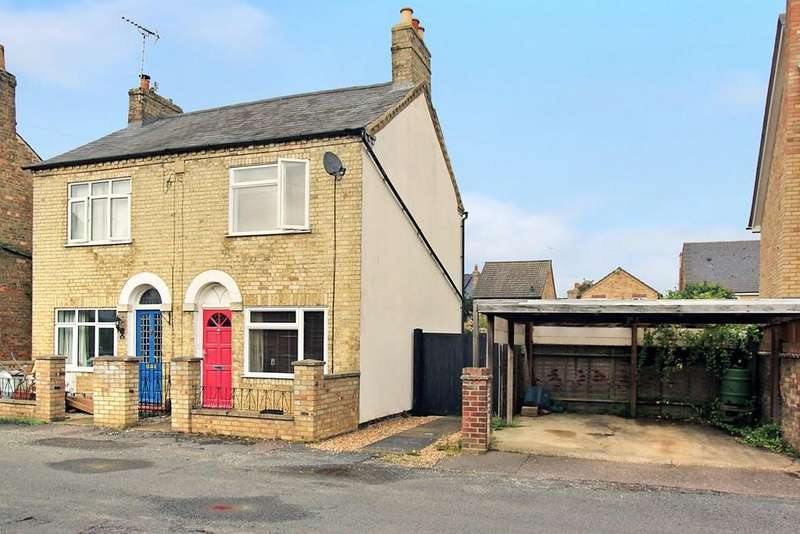 2 Bedrooms Semi Detached House for sale in Margett Street, Cottenham