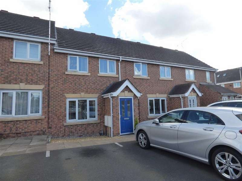 2 Bedrooms Mews House for sale in Worsdell Close, Crewe