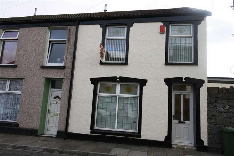 4 Bedrooms End Of Terrace House for sale in Dean Street, Aberdare