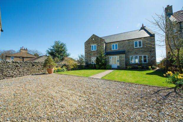 4 Bedrooms Detached House for sale in GREENACRE, HAMSTERLEY, BISHOP AUCKLAND