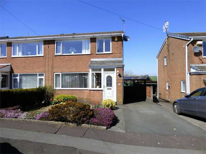3 Bedrooms Semi Detached House for sale in Rhodes Avenue, BLACKBURN, Lancashire