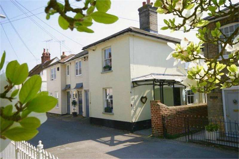 2 Bedrooms Detached House for sale in Queen Street, Coggeshall, Essex