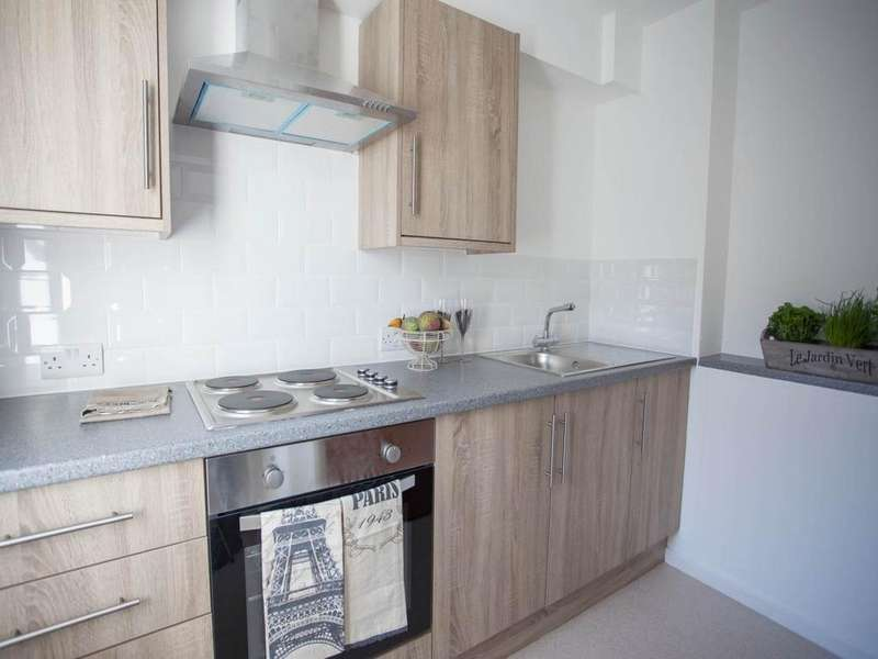 1 Bedroom Flat for rent in Gladstone Court, Brighton, East Sussex