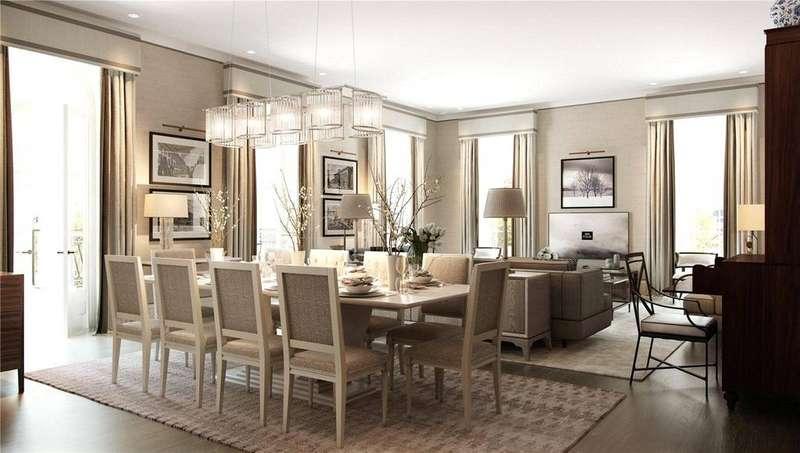 3 Bedrooms Flat for sale in 6 Royal Pavilion, Poundbury, Dorchester, Dorset, DT1