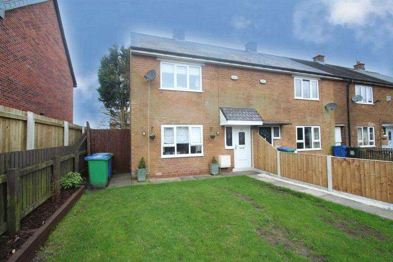 2 Bedrooms Terraced House for sale in Longridge Drive, Heywood OL10 3JW