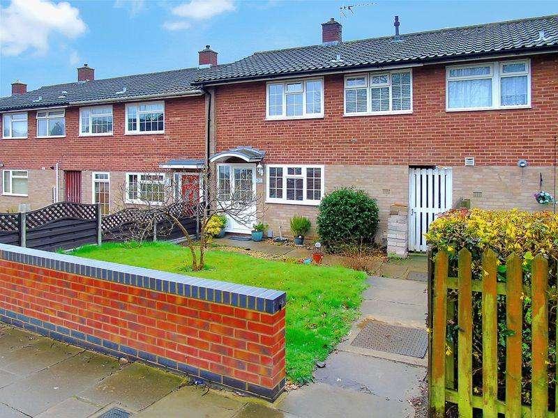 3 Bedrooms Terraced House for sale in Newton Road, Stevenage