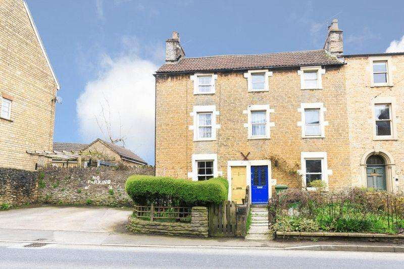 3 Bedrooms Terraced House for sale in Butts Hill, Frome