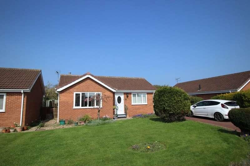 2 Bedrooms Semi Detached Bungalow for sale in Mill Gate, Bridlington, YO16