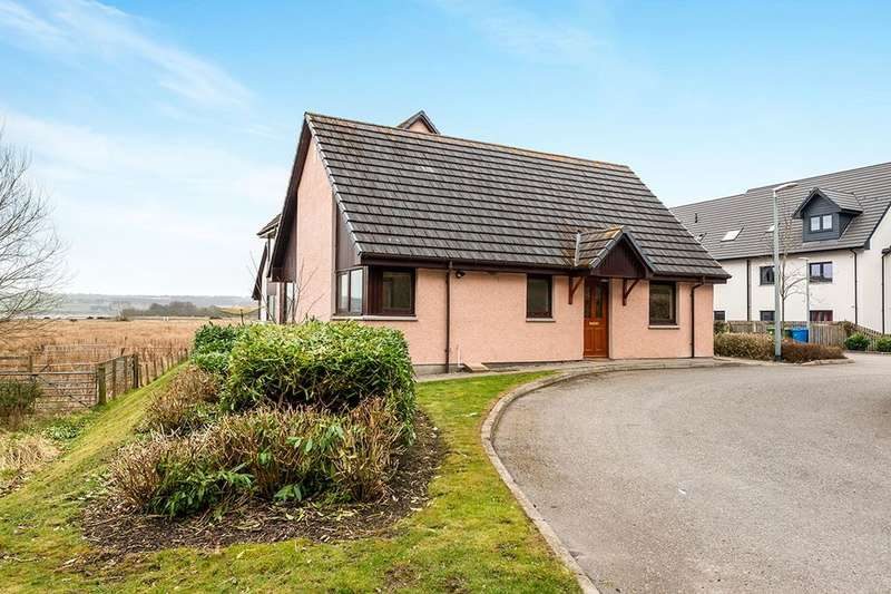 2 Bedrooms Semi Detached Bungalow for sale in Craig Road, Dingwall, IV15