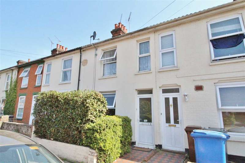 2 Bedrooms Terraced House for sale in Gatacre Road, Ipswich