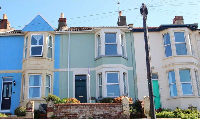 2 Bedrooms Terraced House for sale in Kensal Road Victoria Park BRISTOL BS3