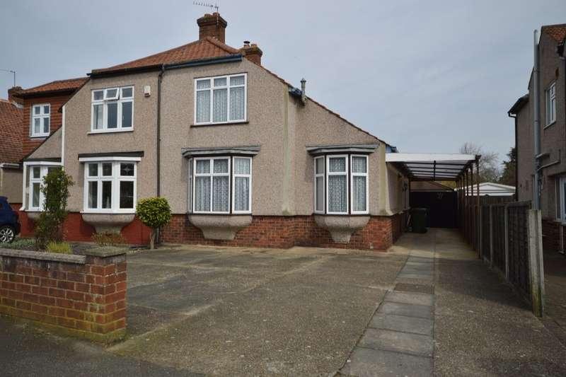 3 Bedrooms Semi Detached House for sale in Grace Avenue, Bexleyheath, DA7