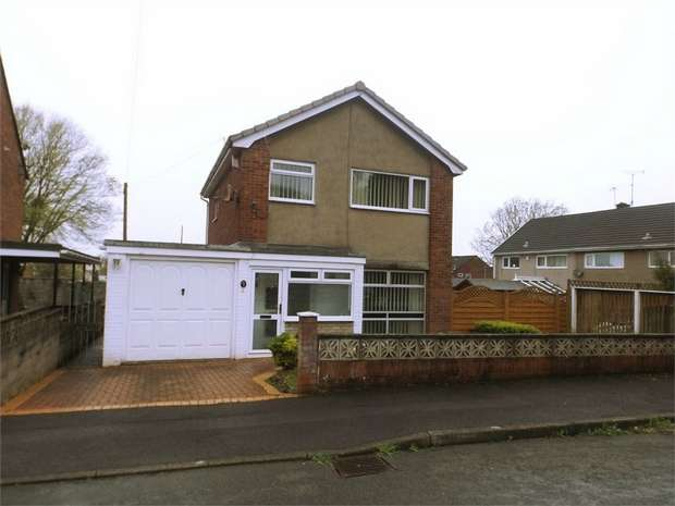 3 Bedrooms Detached House for sale in Edgehill Close, Baglan, Port Talbot, West Glamorgan