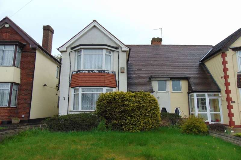 3 Bedrooms Semi Detached House for sale in Stechford Lane, Hodge Hill, Birmingham, B8