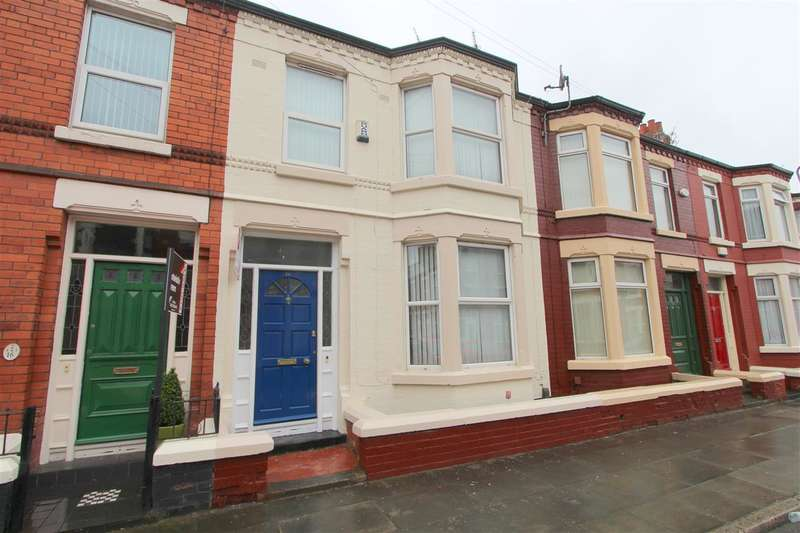 3 Bedrooms Terraced House for sale in Colwyn Road, Old Swan, Liverpool