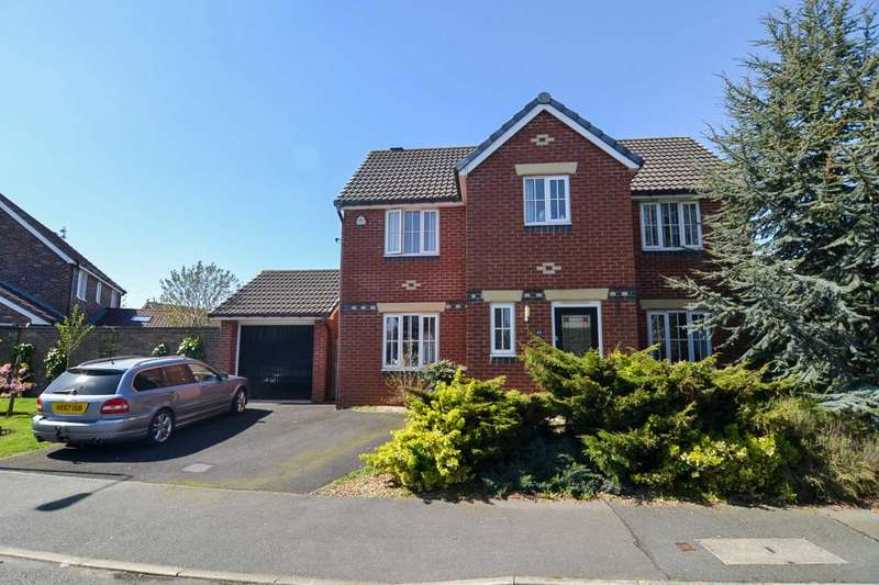 4 Bedrooms Detached House for sale in Anemone Way, St Helens