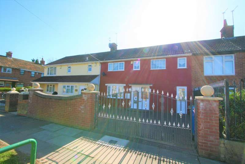 5 Bedrooms Terraced House for sale in Rockwell Close, West Derby, L12