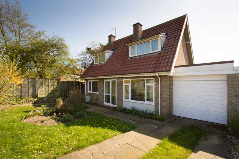 3 Bedrooms Chalet House for sale in Hill View, North Pickenham