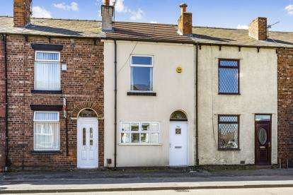 2 Bedrooms Terraced House for sale in Atherton Road, Hindley Green, Wigan, Greater Manchester, WN2