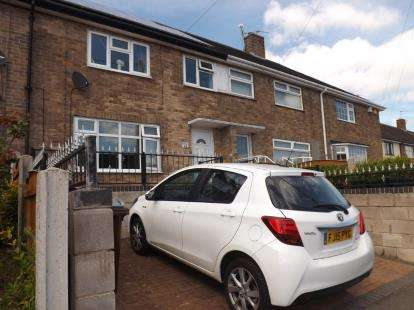 3 Bedrooms Terraced House for sale in Havenwood Rise, Clifton, Nottingham, Nottinghamshire