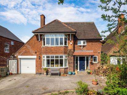 3 Bedrooms Detached House for sale in Trowell Road, Wollaton, Nottingham