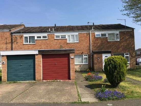 2 Bedrooms Terraced House for sale in Tweed Close, The Grange, Daventry NN11 4PW