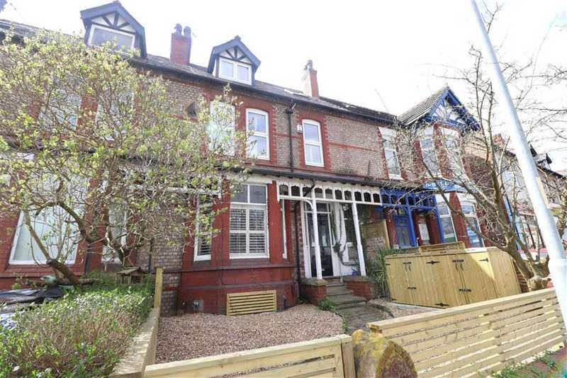 5 Bedrooms Terraced House for sale in Barlow Moor Road, Chorlton, Manchester, M21